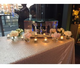 Wishing Well table Styling